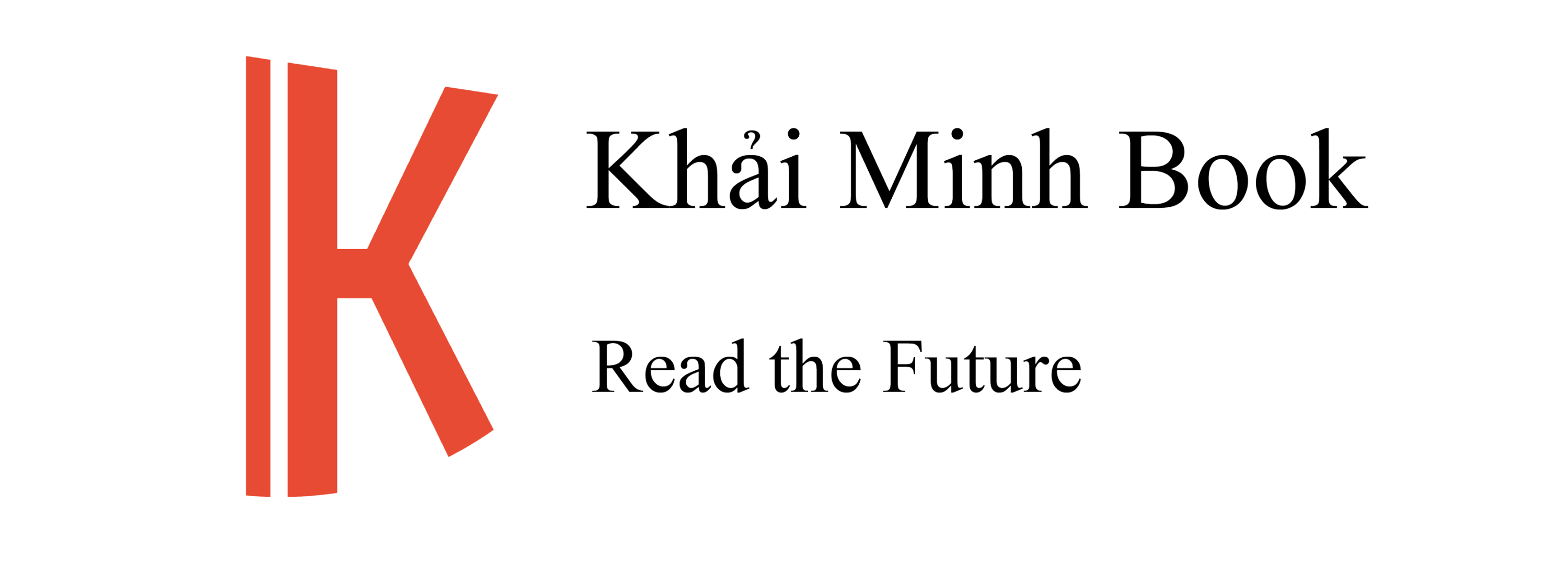 Khải Minh Book – Read the Future